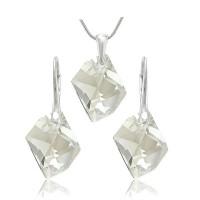 šperky souprava SWAROVSKI Elements Cosmic crystal